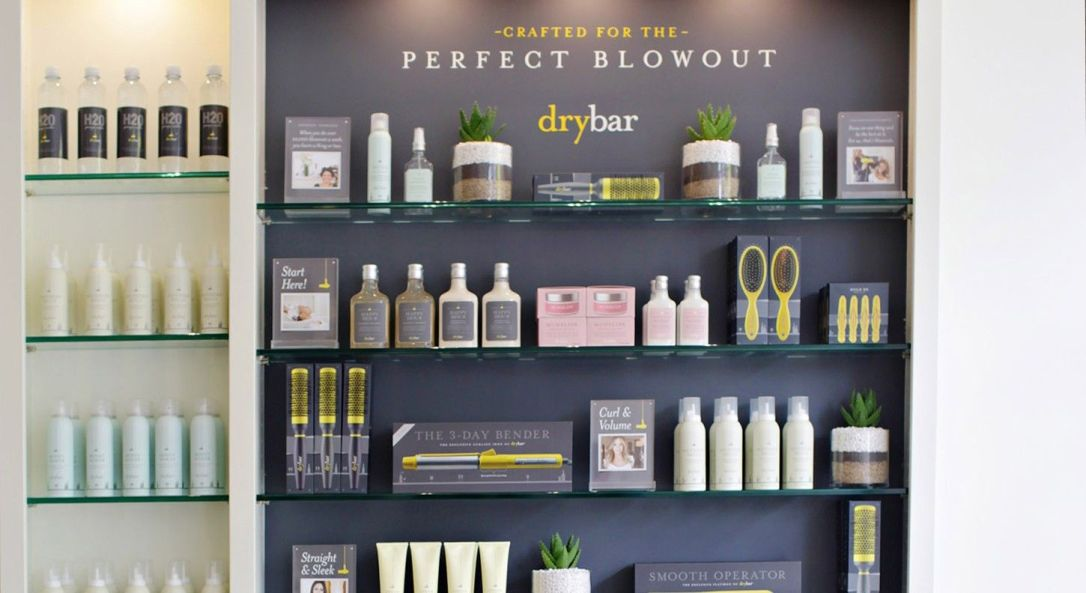 Drybar - products