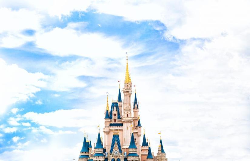 Disney castl