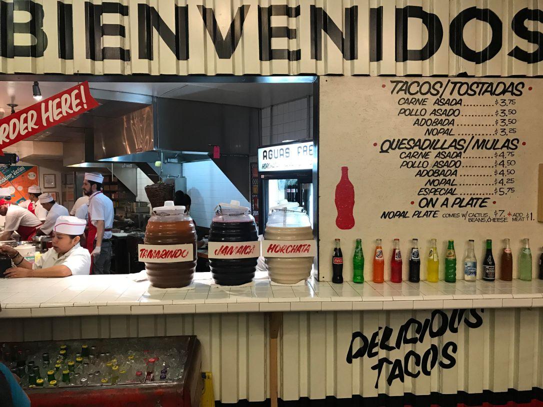 Tacos in Chelsea